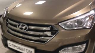 Купить Хендай Санта Фе (Hyundai Santa Fe) 2012 г. с пробегом бу в Саратове. Автосалон Элвис Trade in