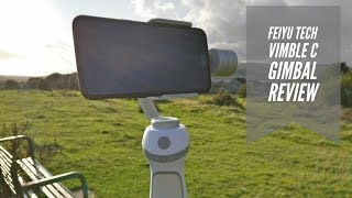 Vimble C Smartphone Gimbal Review - Super Smooth Video!!