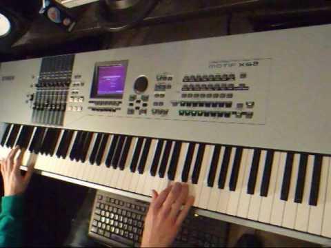 Tetris Theme (Music A) - LIVE by SYQ with original sounds