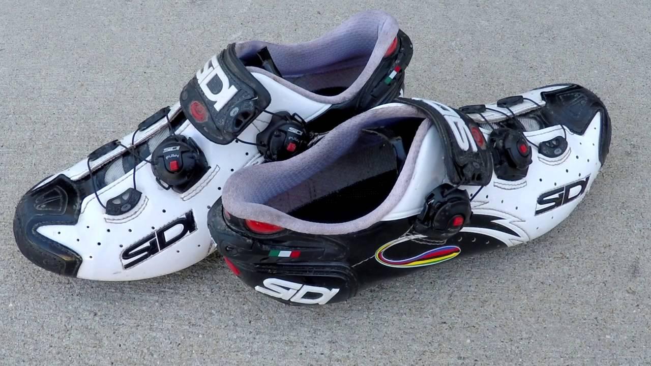 2e132e1ba6b Sidi Drako SRS Carbon MTB Shoes Review - YouTube