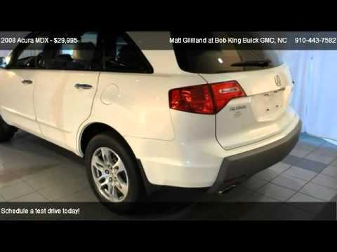 2008 acura mdx technology for sale in wilmington nc 28403 youtube. Black Bedroom Furniture Sets. Home Design Ideas