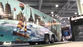 Scania комтранс 2015