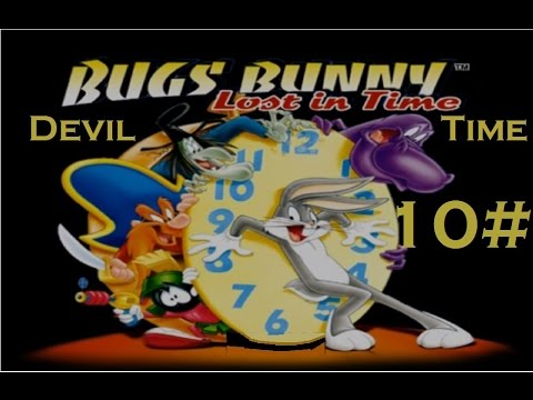 bugs bunny voyage a travers le temps ps1