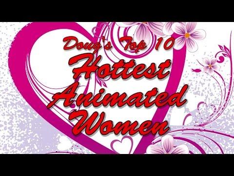 Doug' S Top 10 Hottest Animated Women