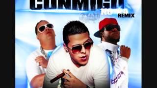 Gotay Ft. Yaga Y Mackie - Conmigo No Va Remix