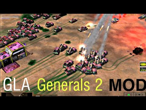 C&C Zero Hour : Generals 2 | GLA Vs European Union