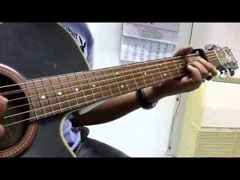 เต็มใจให้(cover by Puriche)แบบ acoustic guitar Yamaha Apx4a-spl