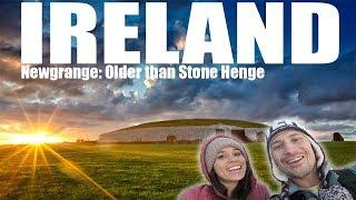 INCREDIBLE IRELAND ROADTRIP - Newgrange Day 1