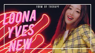 "Cover images Producer Reacts to LOONA Yves ""New"""