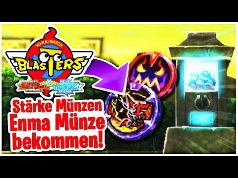 Vortex Münzen Mehr Durch Passwörter Bekommen Yo Kai Watch Blasters