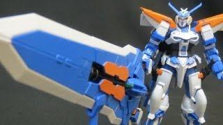 HG Blue Frame Second L review (4: Verdict) Gundam Seed Astray Murakumo Gai plastic model ガンプラ