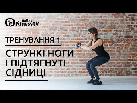 Комплекс упражнений для похудения дома в животе, ногах