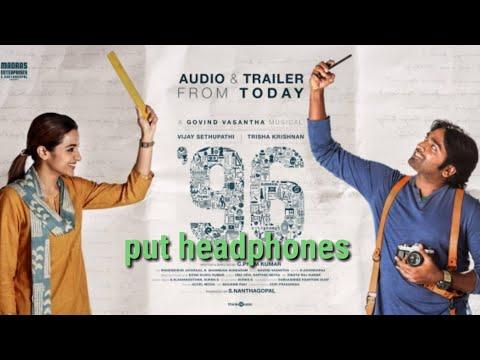 Jaanu intro | 96 movie bgm | 96 bgm | GHOUSE CREATION