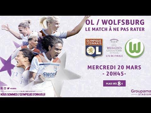 BA OL / WOLFSBURG WCL | Olympique Lyonnais