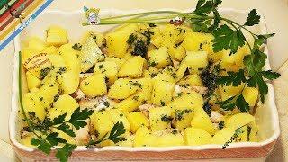 149 - Acerti con patate...anche senza le posate! (secondo piatto a base di pesce azzurro nutriente)