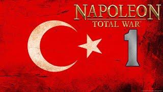 Napoleon Total War - Imperium Osmańskie #1 (Gameplay PL Zagrajmy)