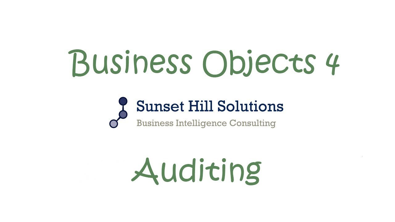 auditing tutorial Contributors4 foreword 5 a guide to understanding auditing and assurance: listed companies 6 why are audits and reviews required 6 what does assurance mean.