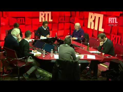 Stéphane Bern reçoit Claude Rich dans A la bonne heure part 1 29 04 2015 - RTL - RTL