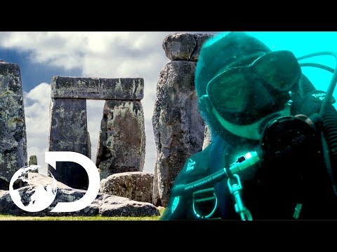 Under Water Stonehenge Found in Lake Michigan | Secrets of the Underground