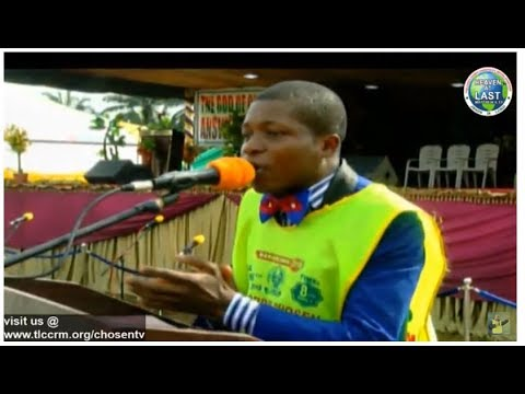 CHORUS LEADER MINISTRATION AT NNEWI 2018 CRUSADE DAY (1) ONE