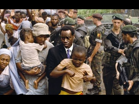 Download Dehumanization,  Demoralization, Hotel Rwanda, and The N-Word.