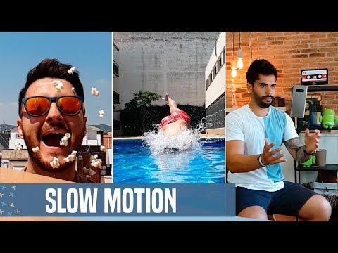 Super Slow Motion + VERANO: Epic WIN a 960fps