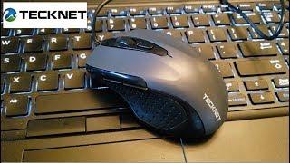 TeckNet UM013 Ergonomic Optical Mouse Review