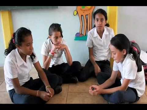 Juegos Tradicionales Escuela San Martin Costa Rica Wmv