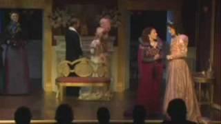 An Ideal Husband Act 1 Mrs Cheveley blackmails Sir Robert