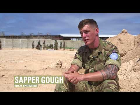 Somalia mission | British Army