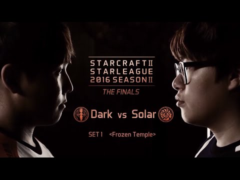 [SSL S2] FINALS Dark vs Solar 1set
