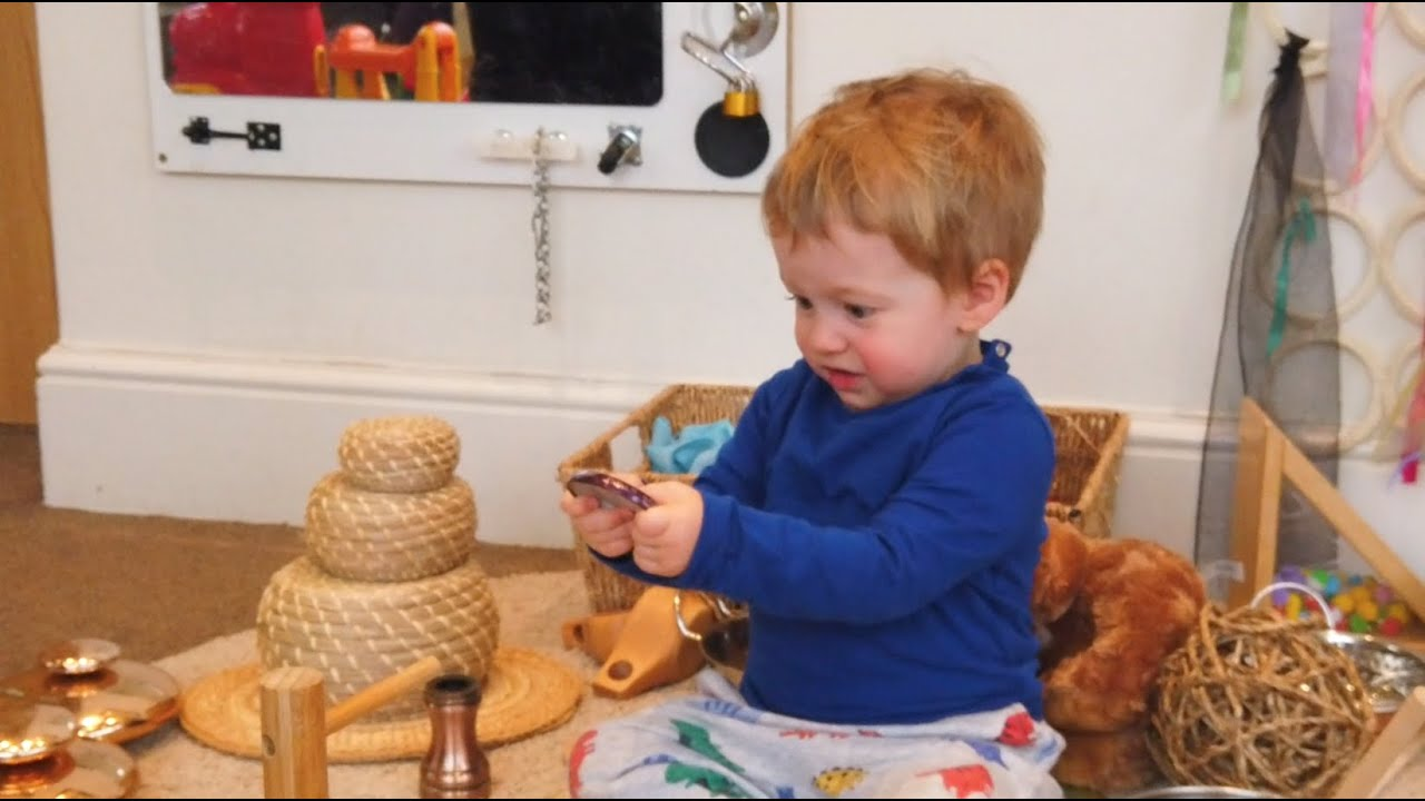 Borrowash Toddlers - Heuristic & Water Play