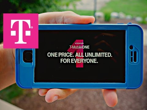 T-Mobile One Plan!