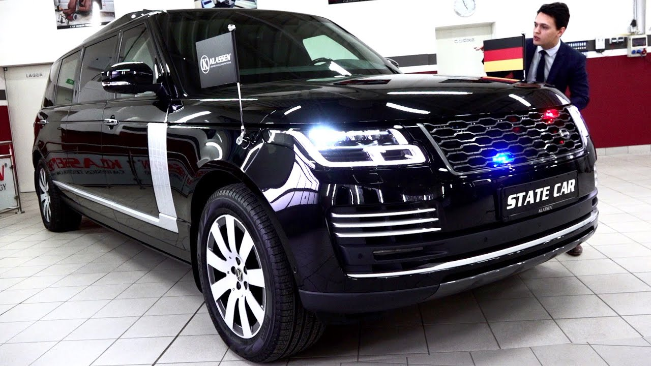 2020 Range Rover Sport Autobiography Armored ...