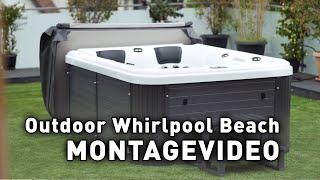 Outdoor Whirlpool Beach (Montagevideo)