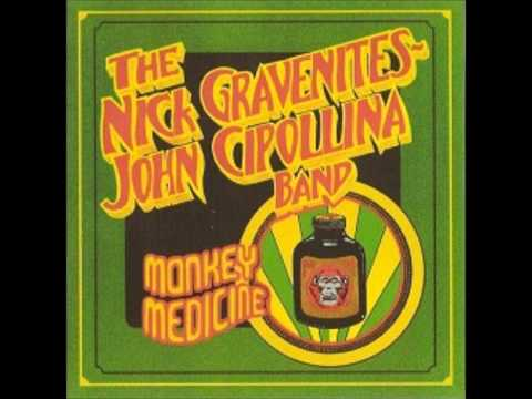 Nick Gravenites -- John Cipollina Band - Buried Alive in the Blues