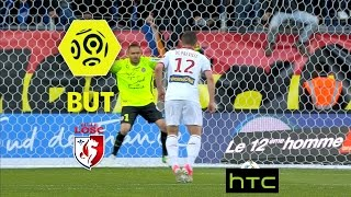 Video Gol Pertandingan Montpellier vs LOSC Lille Metropole