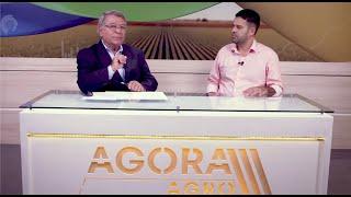 Entrevista no programa Agora Agro do Apresentador Antônio Pereira.