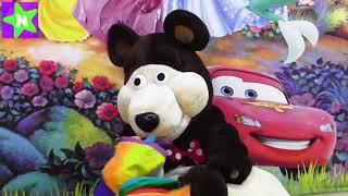 к вашим услугам Маша и Медведь ИГРАЕМ  Новые серии Masha and the Bear 2018. Мишка в гостях