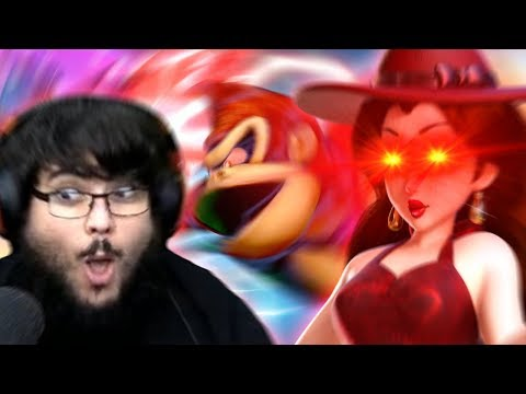 World Of Light: PAULINE DESTROYS