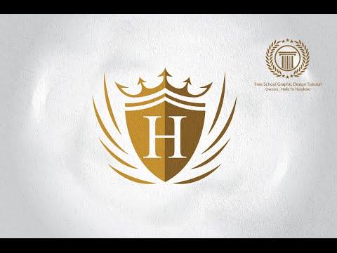 Adobe Illustrator Cs6 Logo Design Tutorial For Beginners - How To Create Royal Crown Logo