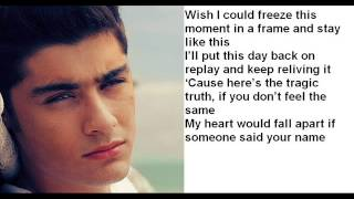 One Direction - Truly madly deeply (lyrics with pictures and in description)