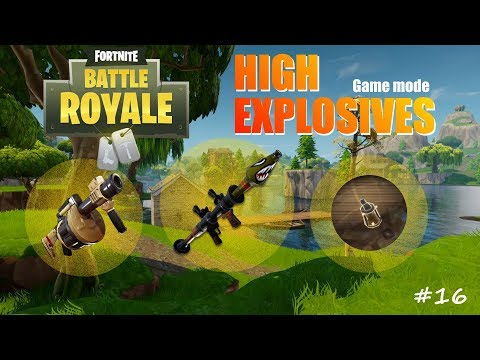 EXPLOSIVE MOMENTS | Fortnite #16