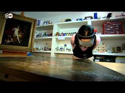 Kunstfälschern auf der Spur | Euromaxx kunstkenner