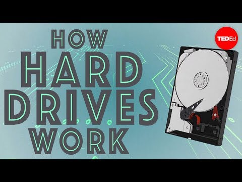 How Do Hard Drives Work? - Kanawat Senanan