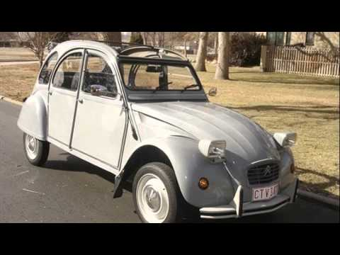 citroen 2cv usa sales
