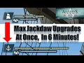 ALL SHIP/JACKDAW UPGRADES AT ONCE ! | Assassin's Creed IV Black Flag - PC