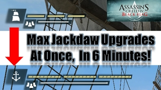 ALL SHIP/JACKDAW UPGRADES AT ONCE ! | Assassin