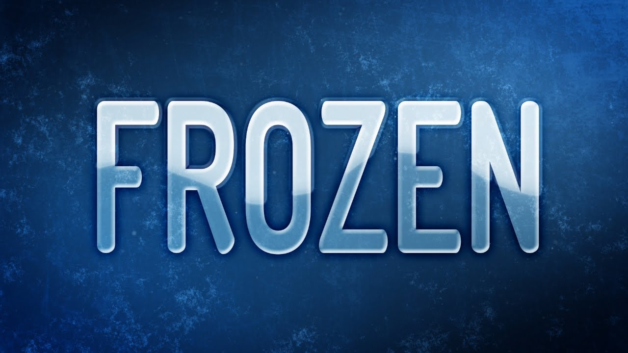 Freezing/ice animation | after effects tutorial youtube.