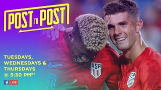 Post to Post - What Does USMNT Have To Do In Gold Cup?